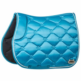 Weatherbeeta Regal Luxe All Purpose Saddle Pad - Turquoise Duke