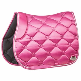 Weatherbeeta Regal Luxe All Purpose Saddle Pad - Rose Queen