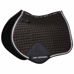 Weatherbeeta Prime Bling Jump Saddle Pad - Black