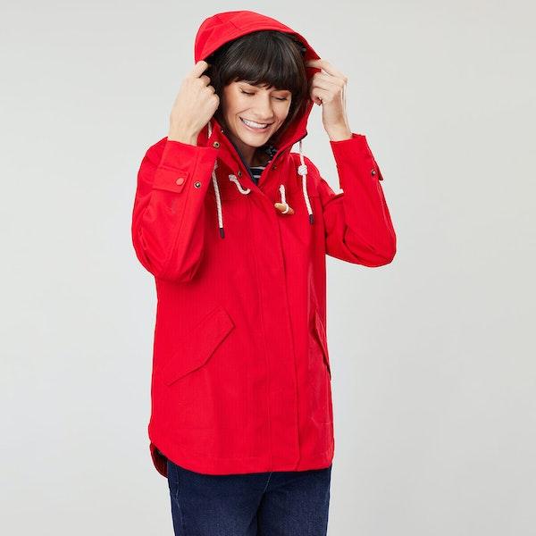 Joules Coast Women's Waterproof Jacket