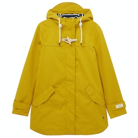 Joules Coast Mid Ladies Jacket - Antique Gold