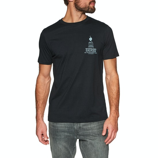 Whitelines Pillar Short Sleeve T-Shirt