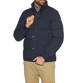 Aigle Bruvent Mens Jacket - Dark Navy