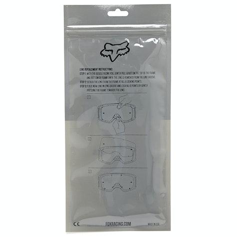 Fox Racing Youth Airspace/Main II Lexan Motocross Goggle Lens