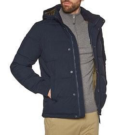 Aigle Bruvent Men's Jacket - Dark Navy