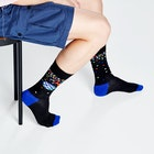 Happy Socks Disco Monkey Fashion Socks