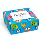 Happy Socks Dog Gift Box 2 Pack Fashion Socks