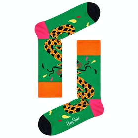 Happy Socks Tropical Snake Socks - Multi