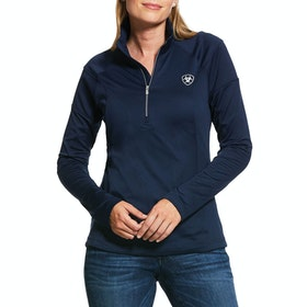 Ariat Tolt Half Zip Dames Trui - Team