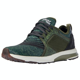 Ariat Fuse Team Damen Schuhe - Heathered Green