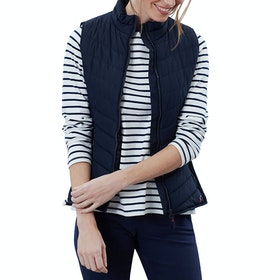 Corpetti Donna Joules Fallow - Marine Navy