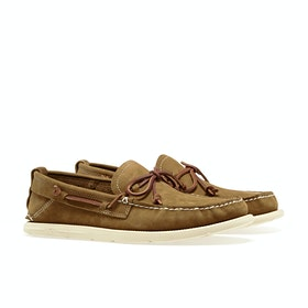 UGG Beach Moc Dress Shoes - Caramel