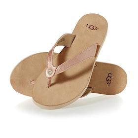 UGG Tawney Women's Sandals - Rose Gold