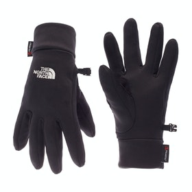 North Face Power Stretch Gloves - TNF Black