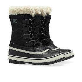 Sorel Winter Carnival Stiefel - Black, Stone
