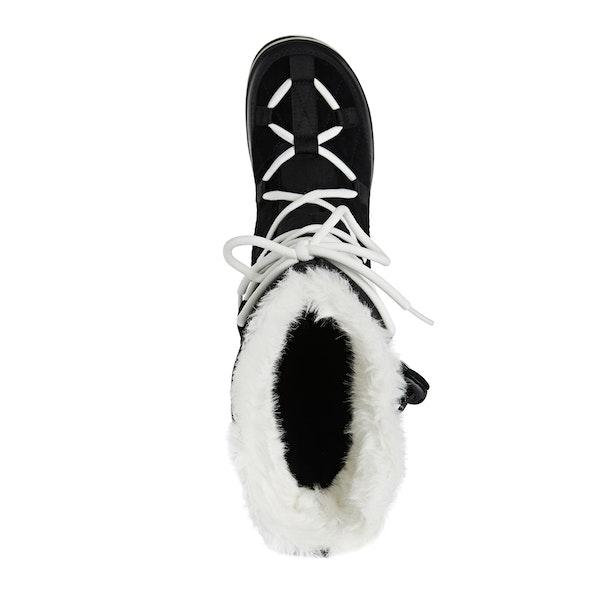 Sorel Glacy Explorer Faux Fur Women's Boots