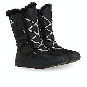 Sorel Whitney Tall Lace II Stiefel - Black