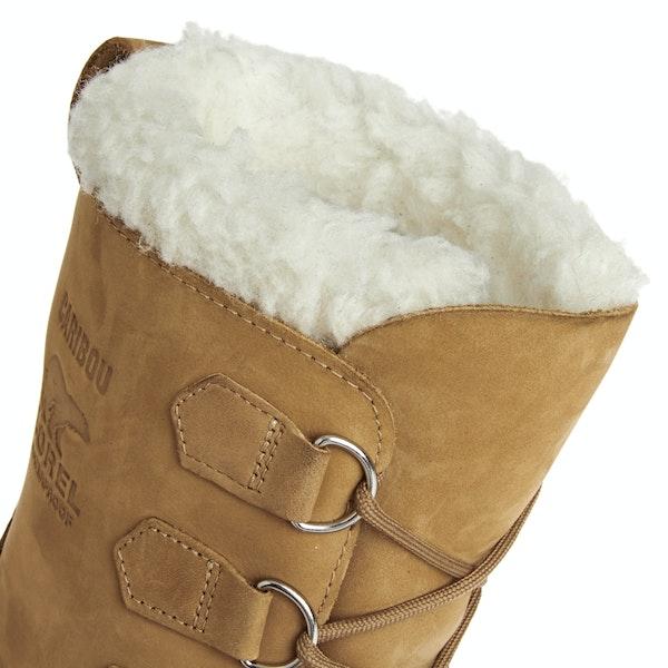 Stivali Donna Sorel Caribou Faux Fur