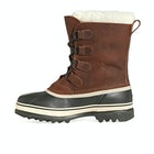 Sorel Caribou Wool Faux Fur Men's Boots