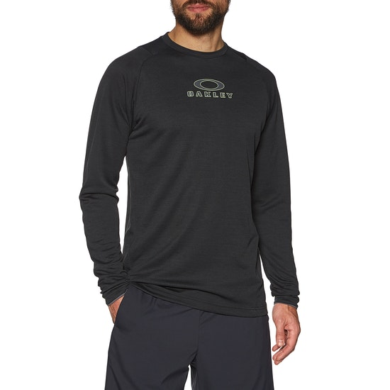 Oakley Enhance Long Sleeve Crew 9.7 Running Top