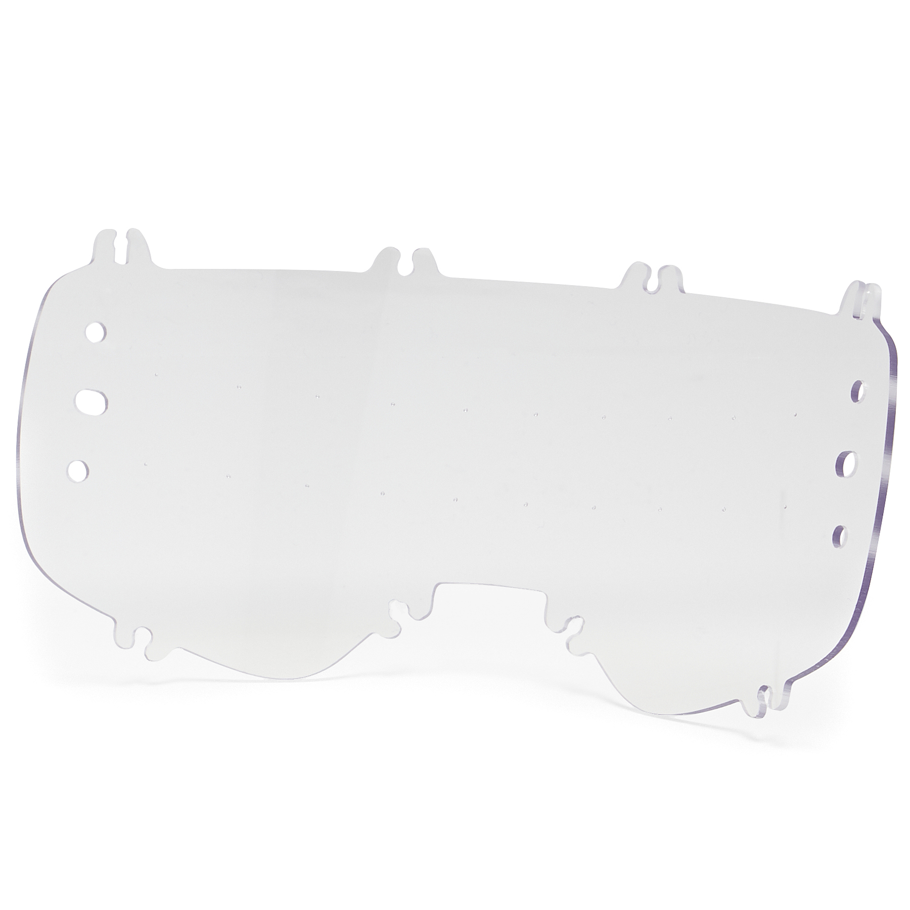 Fox Racing Youth Air Space Replacement Goggle Lens-Grey