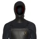 O'Neill Mutant Legend 5/4mm Chest Zip Hooded Wetsuit