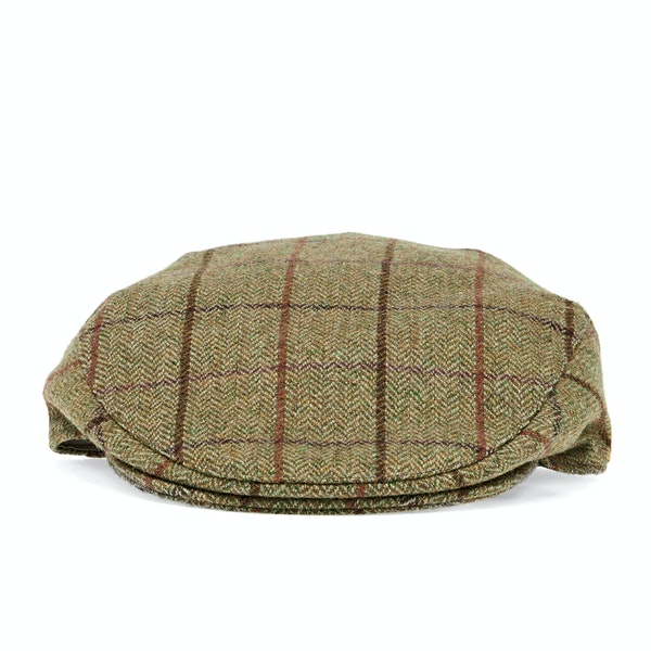 Boné Country Attire Tweed