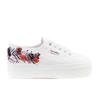 Superga 2790 Fringe Embroidery Women's Shoes