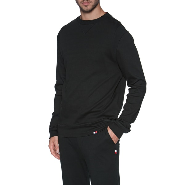 Tommy Hilfiger Track Top Heavy Weight Loungewear Tops