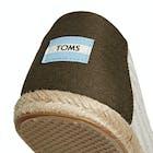 Toms Canvas Rope Sole Espadrilles