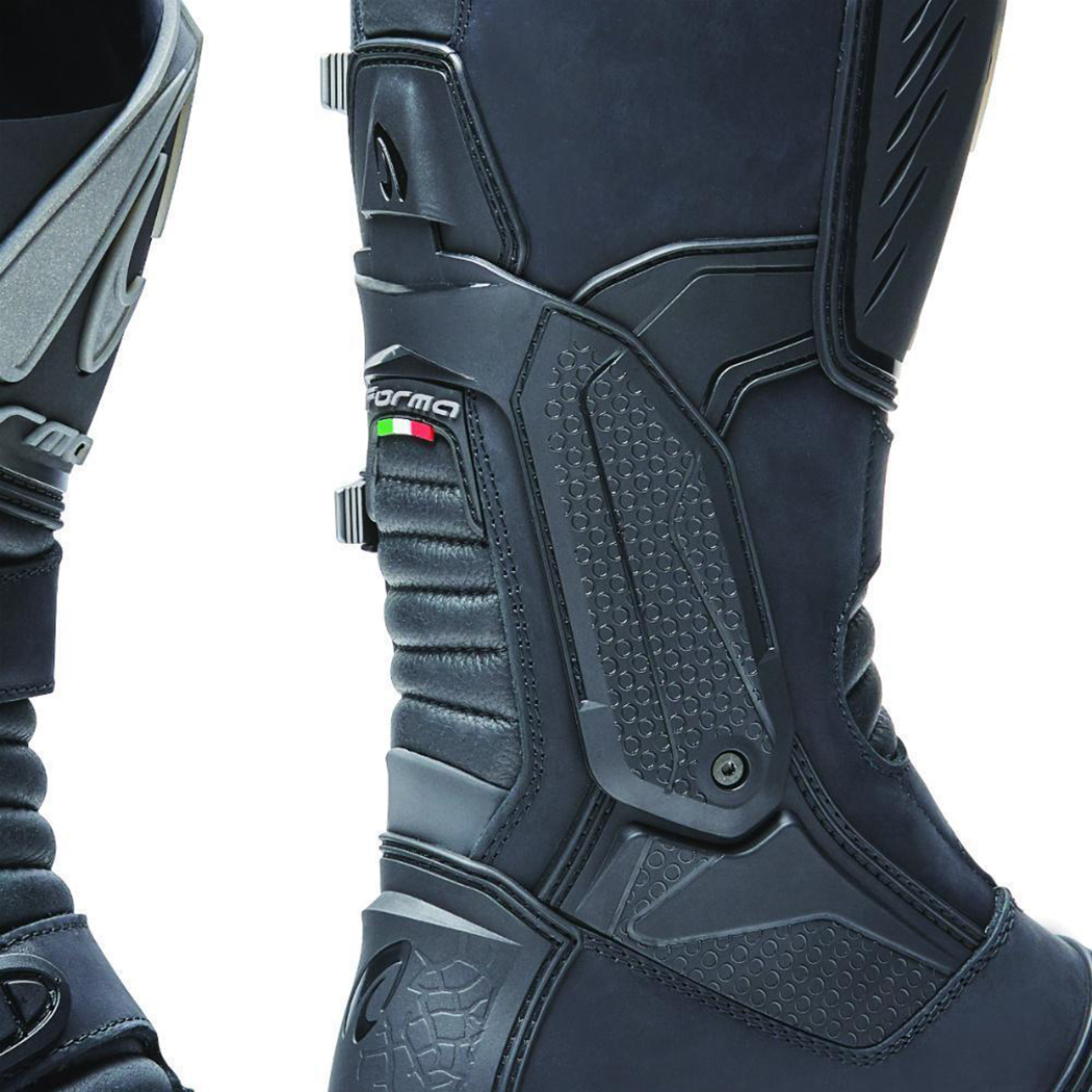 Details about Oneal Rider Motocross Boots Black MX Enduro Boots Size 42 Eu 9 US