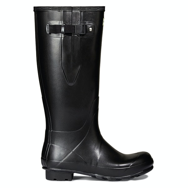Hunter New Norris Field Adjustable Neoprene Lined Men's Wellington Boots