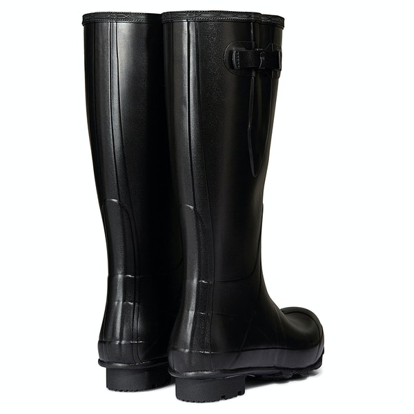 Hunter New Norris Field Adjustable Neoprene Lined Herre Wellies