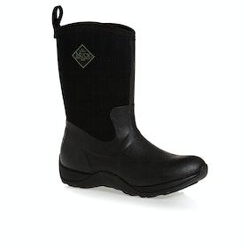 Muck Boots Arctic Weekend Women's Wellington Boots - Black Black