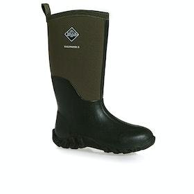 Muck Boots Edgewater II Wellington Boots - Moss
