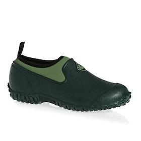 Muck Boots Muckster II Low Women's Wellington Boots - Green