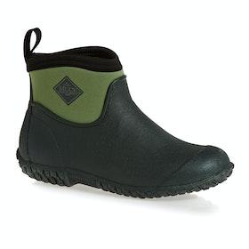 Muck Boots Muckster II Ankle Women's Wellington Boots - Green