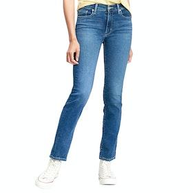 Levi's 712 Slim Damen Jeans - Paris Cheers