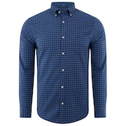 Gant Winter Twill Buffalo Check Shirt