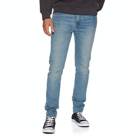 Levi's 512 Slim Taper Fit Jeans - Pelican Rust