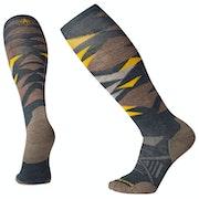 Smartwool PhD Ski Light Pattern Мужчины Зимние носки
