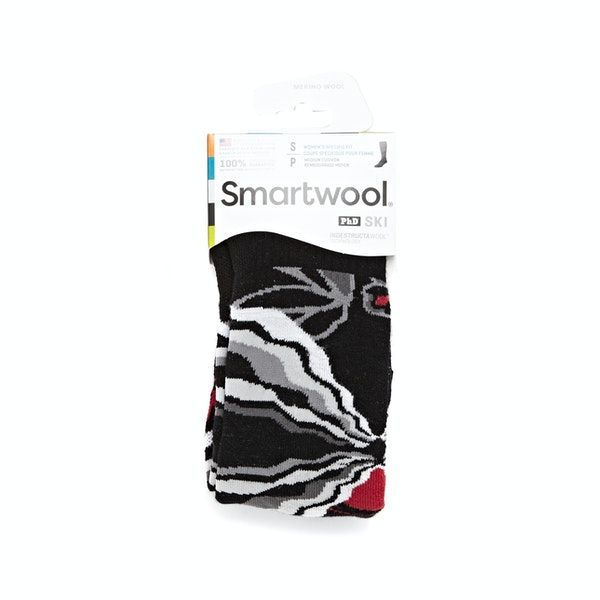 Smartwool Phd Ski Medium Pattern Snow Socks