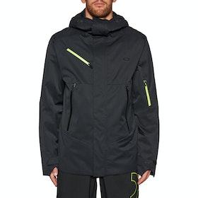 Kurtka snowboardowa Oakley Crescent 2.0 Shell 2l 10k - Blackout