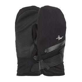 POW Astra Mitt Dames Ski handschoenen - Black