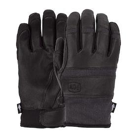 POW Villain Heren Ski handschoenen - Black