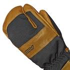 POW August Short Trigger Men's Ski Gloves