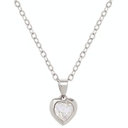 Ted Baker Hannela Crystal Heart Pendant Necklace