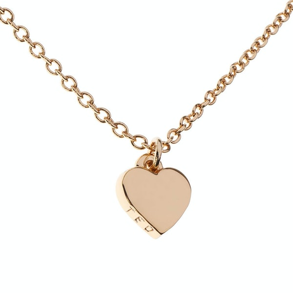 Ted Baker Hara Tiny Heart Pendant Necklace