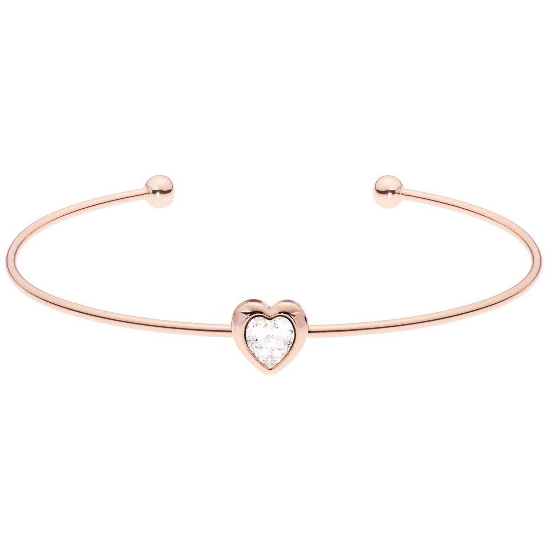 Ted Baker Hasina Crystal Heart Bracelet