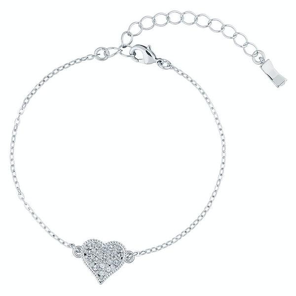Ted Baker Hisna Hidden Heart Bracelet